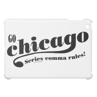 Chicago Rules Case For The iPad Mini