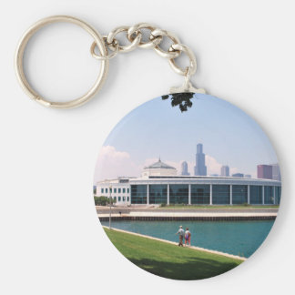 Chicago Shedd Aquarium collection Key Ring