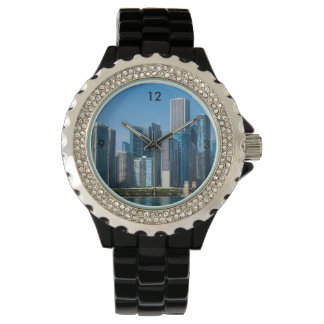 Chicago Skycrapers Wrist Watch