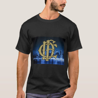 Chicago Skyline CFD T-Shirt