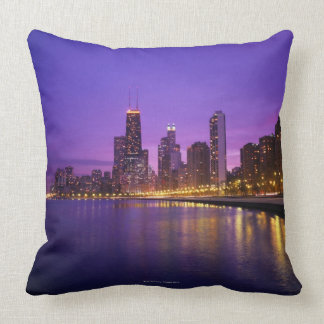 Chicago Skyline Pillows