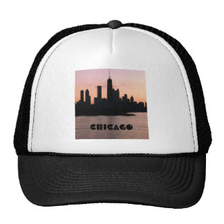 Chicago skyline hats
