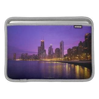 Chicago Skyline MacBook Sleeves