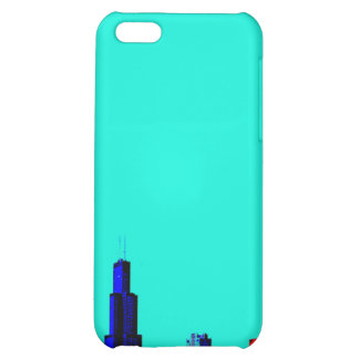 Chicago skyline iPhone 5C case