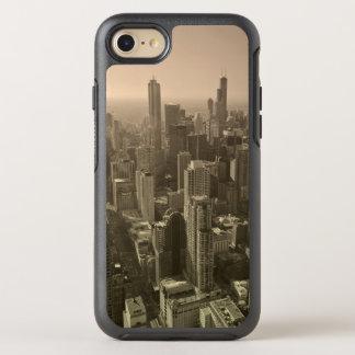 Chicago Skyline, John Hancock Center Skydeck OtterBox Symmetry iPhone 7 Case