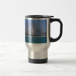 Chicago Skyline Coffee Mugs