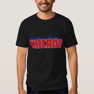 Chicago Skyline Tee Shirt