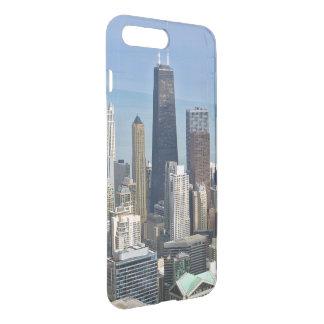 Chicago skyscrapers in winter iPhone 7 plus case