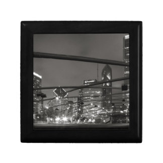 Chicago Small Square Gift Box