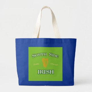 CHICAGO SOUTH SIDE IRISH -Tote Bag