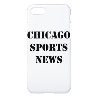 Chicago Sports News iPhone 8/7 Case