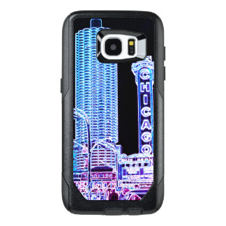 Chicago State Street 1963 Chicago Theater Marina OtterBox Samsung Galaxy S7 Edge Case