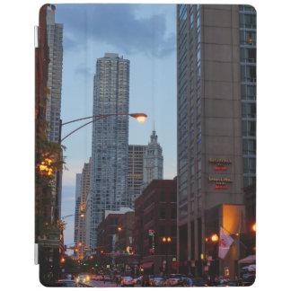 Chicago Street Scene iPad Cover