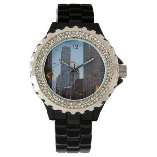 Chicago Street Scene Watches