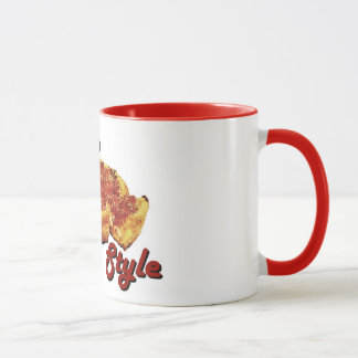 Chicago Style Pizza Mug