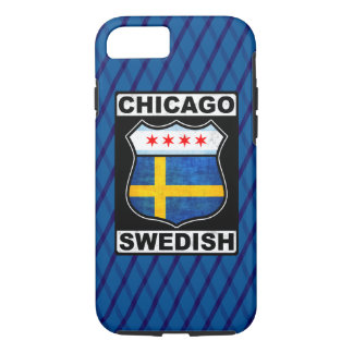 Chicago Swedish American Phone Case