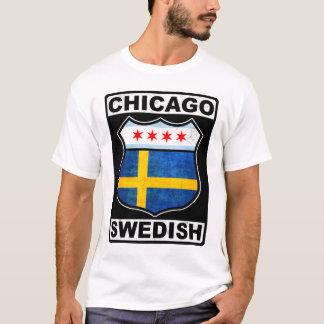 Chicago Swedish American T-Shirt