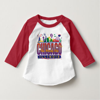 Chicago The Windy City T-Shirt