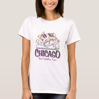 CHICAGO-TODDLIN-TOWN T-Shirt