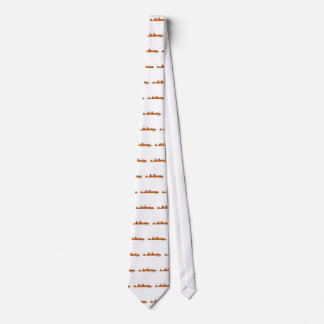 Chicago U.S. Skyline cityscape Tie