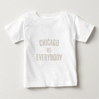Chicago Vs Everybody Baby T-Shirt