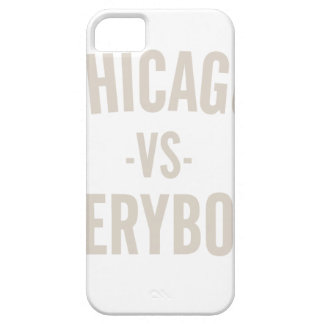 Chicago Vs Everybody Case For The iPhone 5