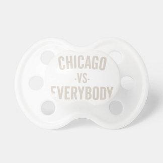 Chicago Vs Everybody Dummy