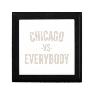 Chicago Vs Everybody Gift Box