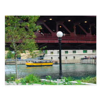 Chicago Water Taxi Postcards
