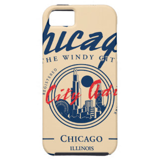 Chicago Windy City iPhone 5 Case