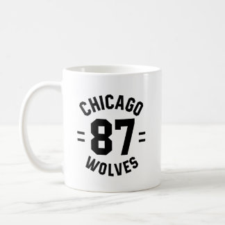 Chicago Wolves Mug