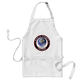 CHICAGO WORLD CHAMPS STANDARD APRON