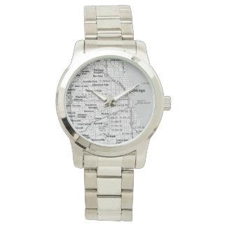 chicagoland bracelet watch