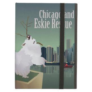Chicagoland Eskie Rescue iPad Air Case