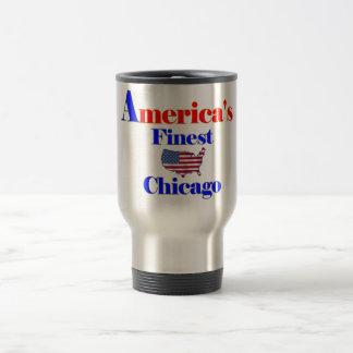 Chicago's Finest On Drinkware Coffee Mugs