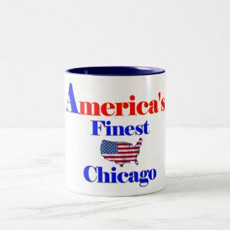 Chicago's Finest On Drinkware Coffee Mug