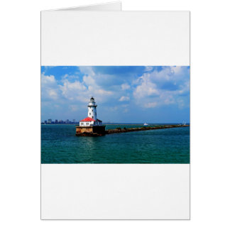 Chicago's Lighthouse Card