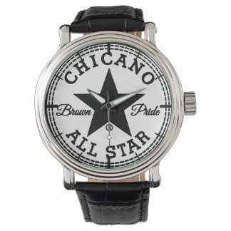 CHICANO ALL STAR WATCH