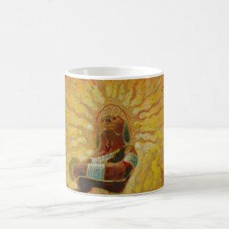 Chicemeca fire dancer - Amazing Mexico Mug