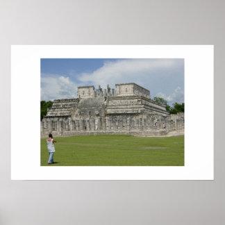 Chichén Itzá 5 Poster
