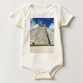 Chichen Itza by Kimberly Turnbull Photography Baby Bodysuit