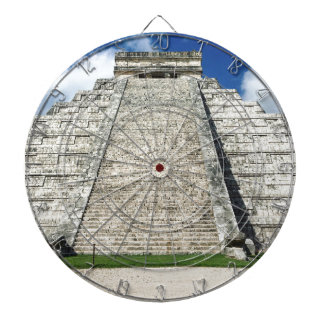 Chichen Itza by Kimberly Turnbull Photography Dartboard