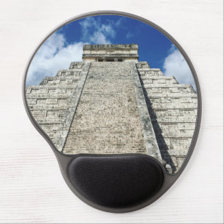Chichen Itza by Kimberly Turnbull Photography Gel Mouse Pad
