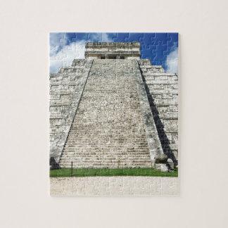Chichen Itza by Kimberly Turnbull Photography Jigsaw Puzzle