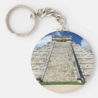 Chichen Itza by Kimberly Turnbull Photography Key Ring