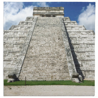 Chichen Itza by Kimberly Turnbull Photography Napkin