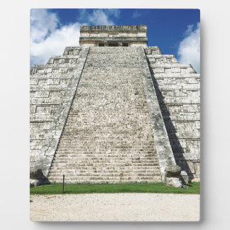 Chichen Itza by Kimberly Turnbull Photography Plaque