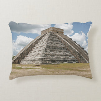 Chichen Itza El Castillo Decorative Cushion