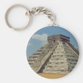 Chichen Itza Key Ring