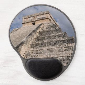 Chichen Itza Mayan Ruin in Mexico Gel Mouse Pad